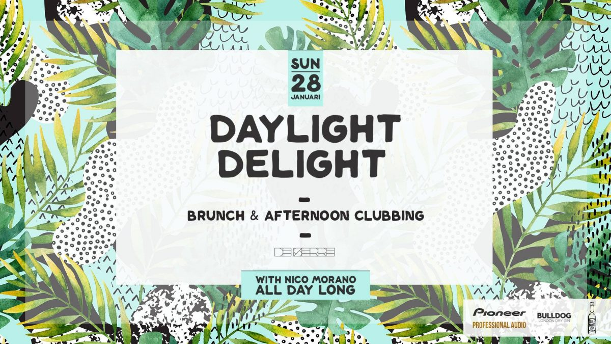 Daylight Delight: Brunch & Afternoon Clubbing